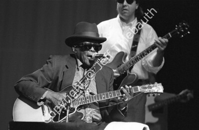 02-John Lee Hooker-Great Woods-6-24-90