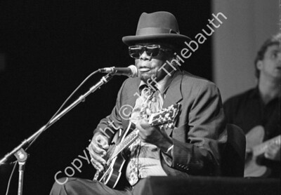 03-John Lee Hooker-Great Woods-6-24-90