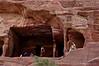 "Petra - Bedouin ""encampment"""