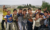 Jordanian boys at Jerash