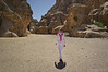 Little Petra - bedouin guide