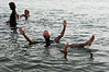 Dead Sea swimming (floating!)