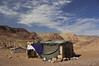 Dana Nature Reserve - bedouin tent