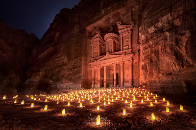 Petra by Night 01