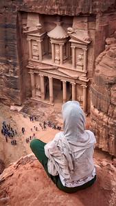 Loving Petra - Jordan