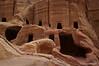 Petra - rock tombs