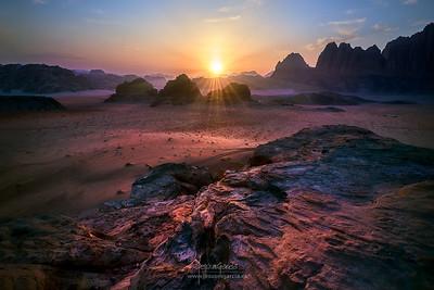 Wadi Rum Desert - Jordan