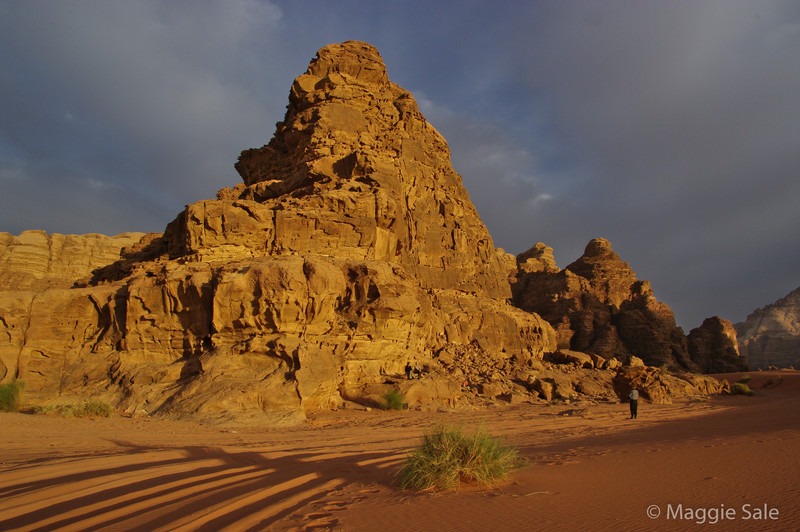Wadi Rum - evening light