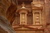 Petra - The Treasury close-up
