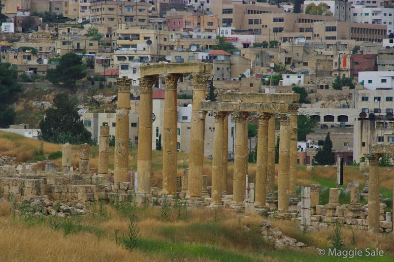 Jerash Roman City