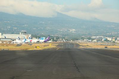 Juan Santamaria Airport (SJO) in San Jose Costa Rica