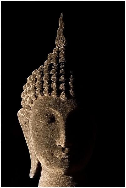<center>Black Buddha, #7181</center>