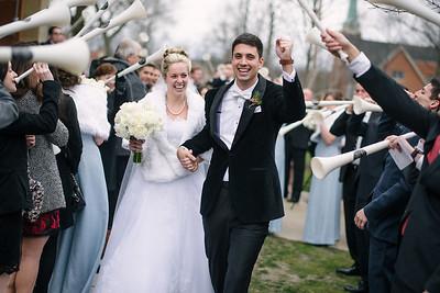 Julie + Stew Wedding
