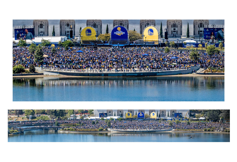 Warriors' 2015 Championship Celebration