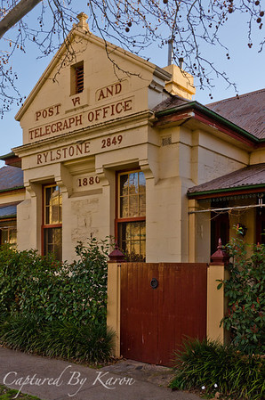 Former Post Office Rylstone NSW