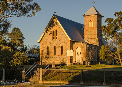St Malachy's Catholic Church Rylstone NSW