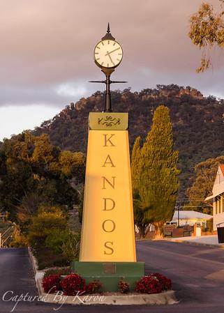 Clock Tower Kandos NSW