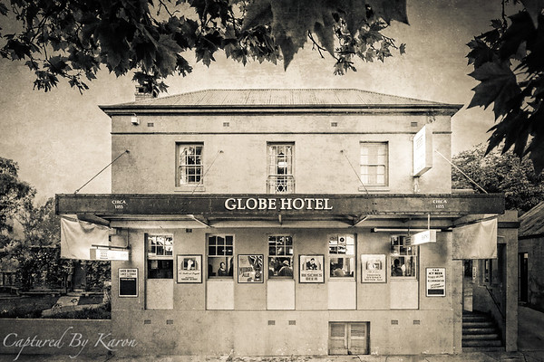 The Globe Hotel, Rylstone NSW