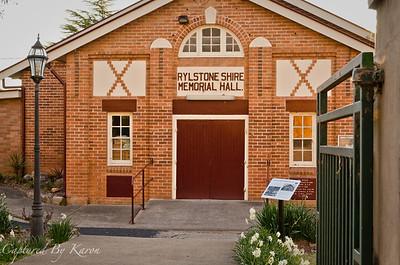 Rylstone Memorial Hall