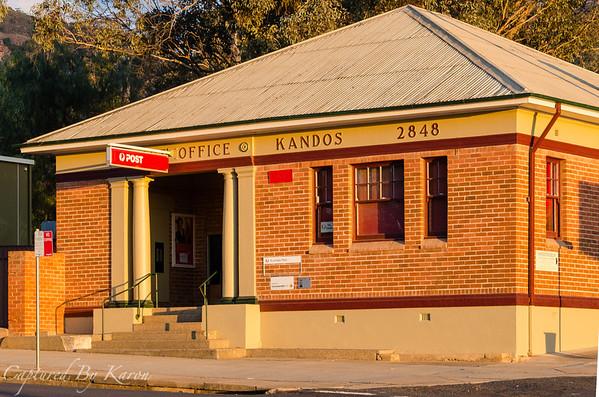 Post Office Kandos NSW