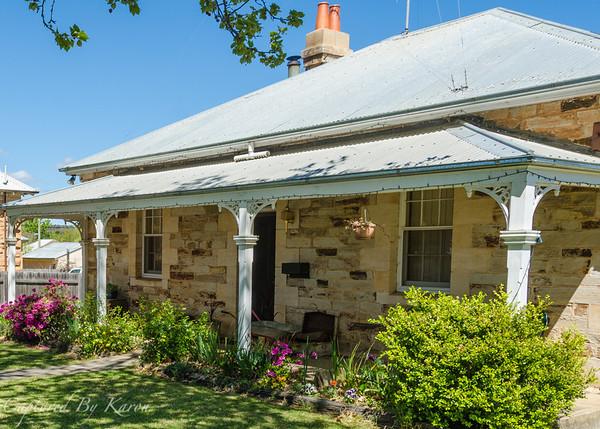 Sergeant's Residence Rylstone NSW