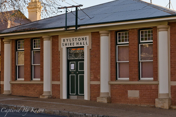 Rylstone Town Hall