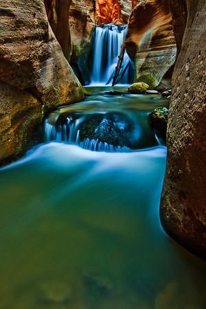 Emerald Cascade