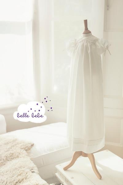 Belle Bebe Christening Gowns
