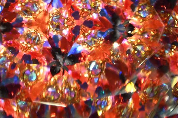 Kaleidoscope inside view