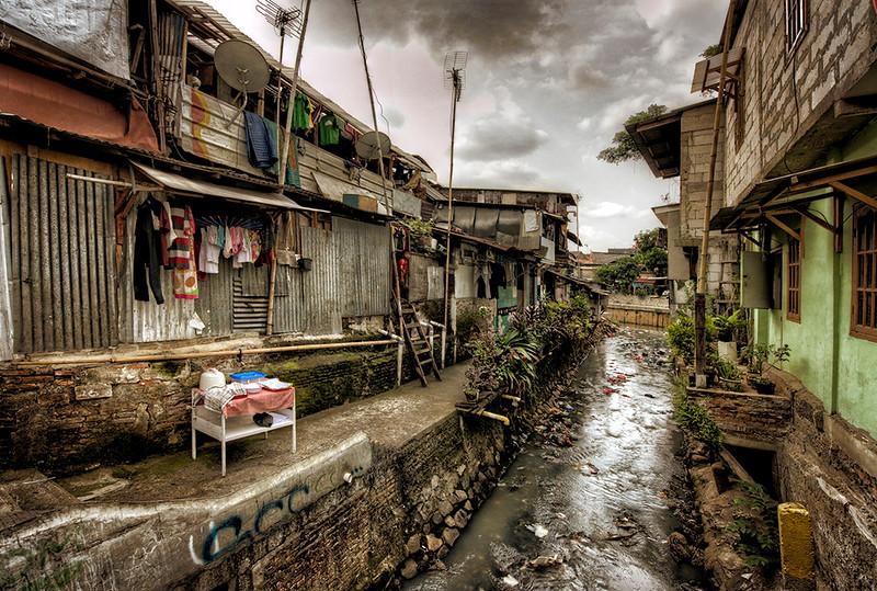 Kampung Cikini, Jakarta, Indonesia