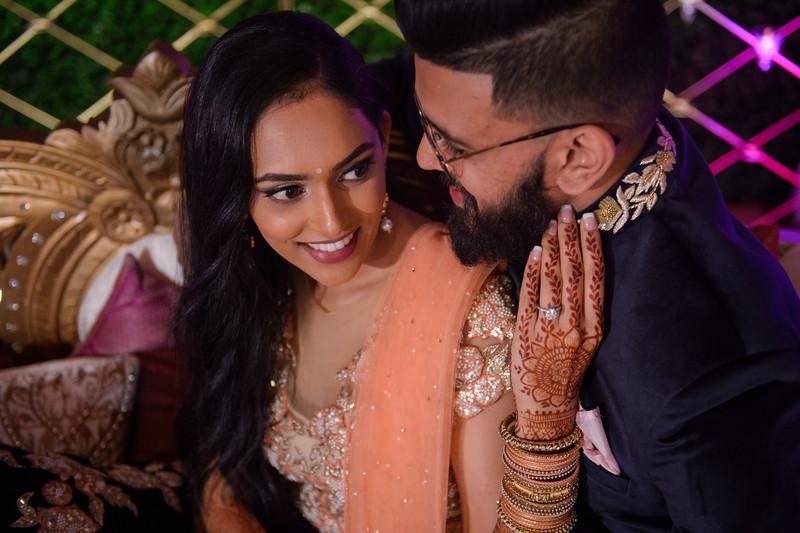 Karan and Ektaa Wedding - Day 1