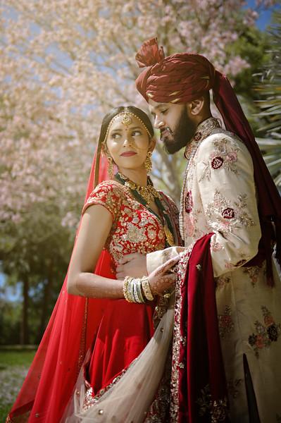 Karan and Ektaa Wedding - Day 2