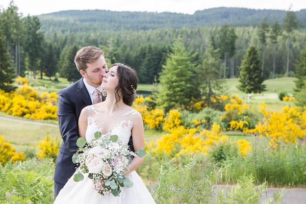 Kasey + Gabe Wedding