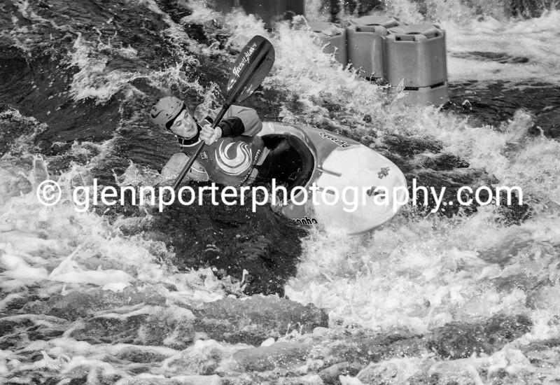 Kayaking at CIWW