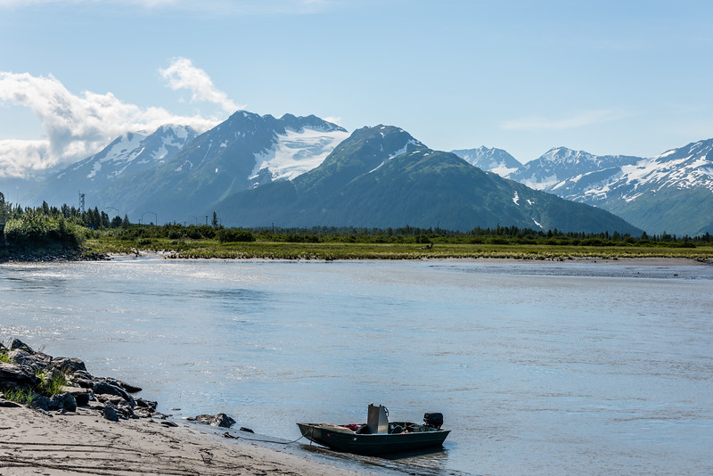 Fishing the Turnagain Arm