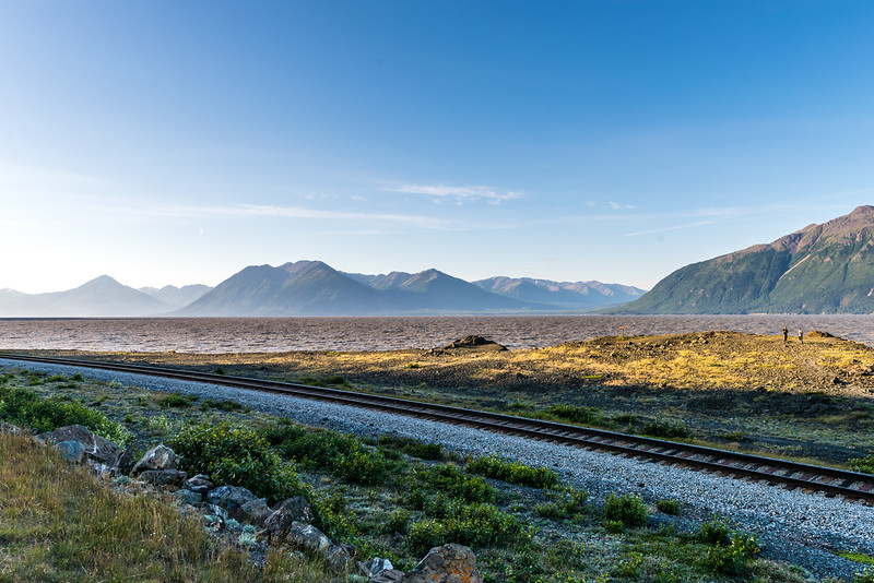 Turnagain Arm Perspective