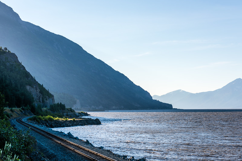Turnagain Arm & the Alaskan Railroad