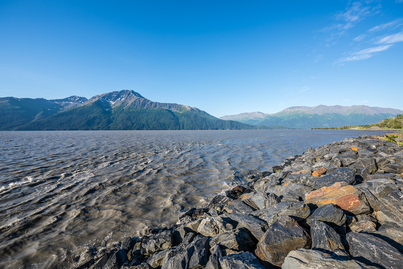 Rippling Waters of the Turnagain