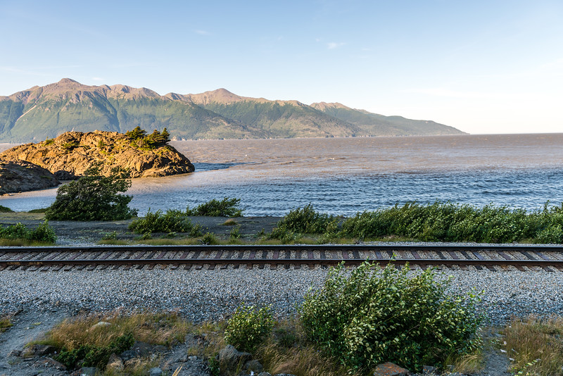 The Alaskan Railroad