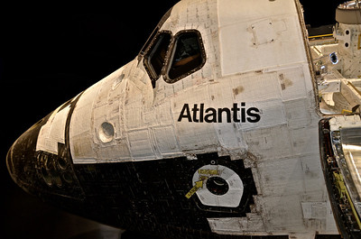 Atlantis was in service for 26 years flying 33 missions