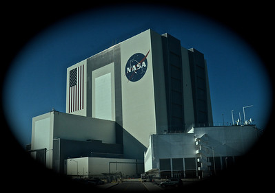 NASAs Vehicle Assembly Building - used to assemble launch vehicles from 1968-2011, at 3,664,883 cubic meters (129,428,000 cubic feet) this is one of the largest buildings in the world.