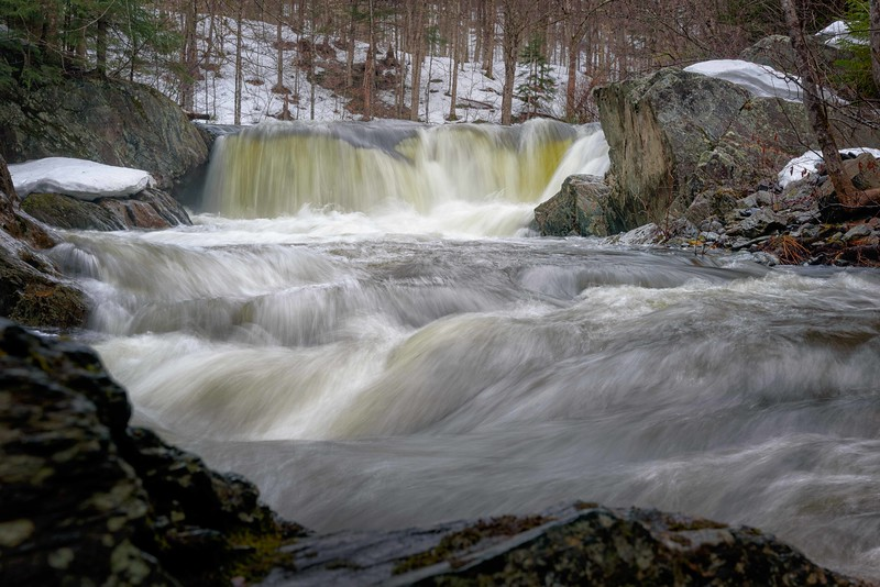 Spring Runoff on the North Branch