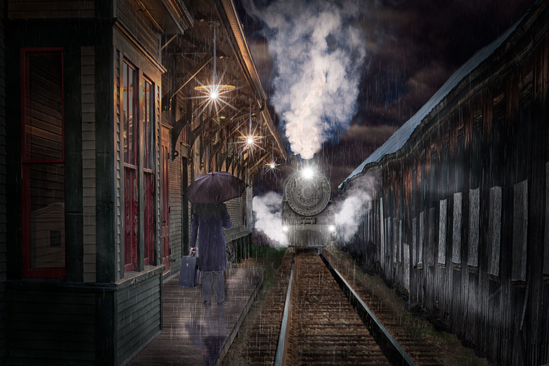 Last Train From Harwick