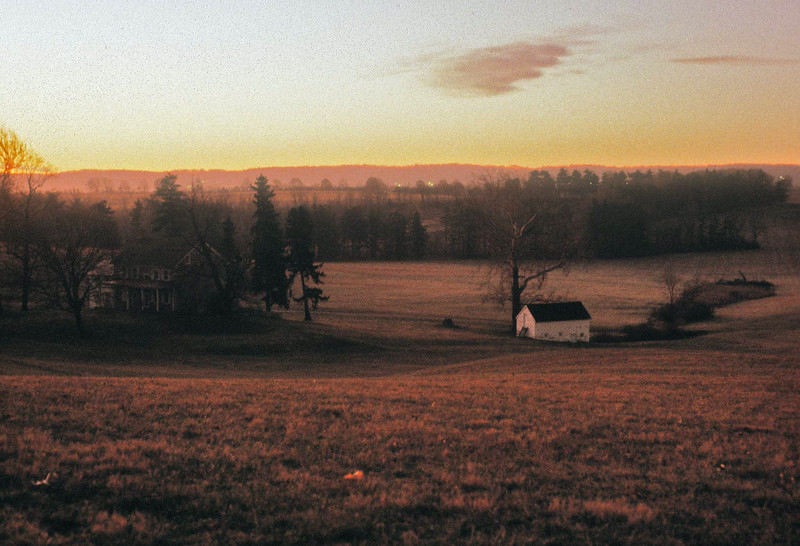 Valley Forge Morning