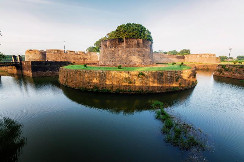 Tippu's Fort