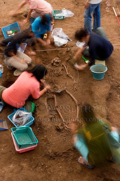 Burial Excavation