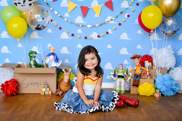 Toy Story Kids Photoshoot