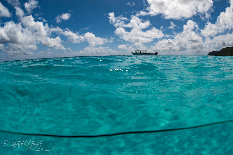 Boat trip - Vava'u, Kingdom of Tonga 2015