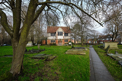The Christmas season 2020 begins around The Green in Kings Norton on Saturday 12 December 2020. The Old Grammar School.
