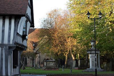 St Nicolas' Church and Saint Nicolas' Place